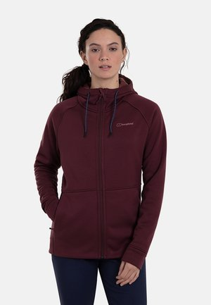 ALFRISTON  - Fleece jacket - purple