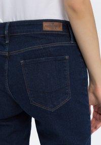 Cross Jeans - ROSE - Straight leg jeans - dark-blue - 4