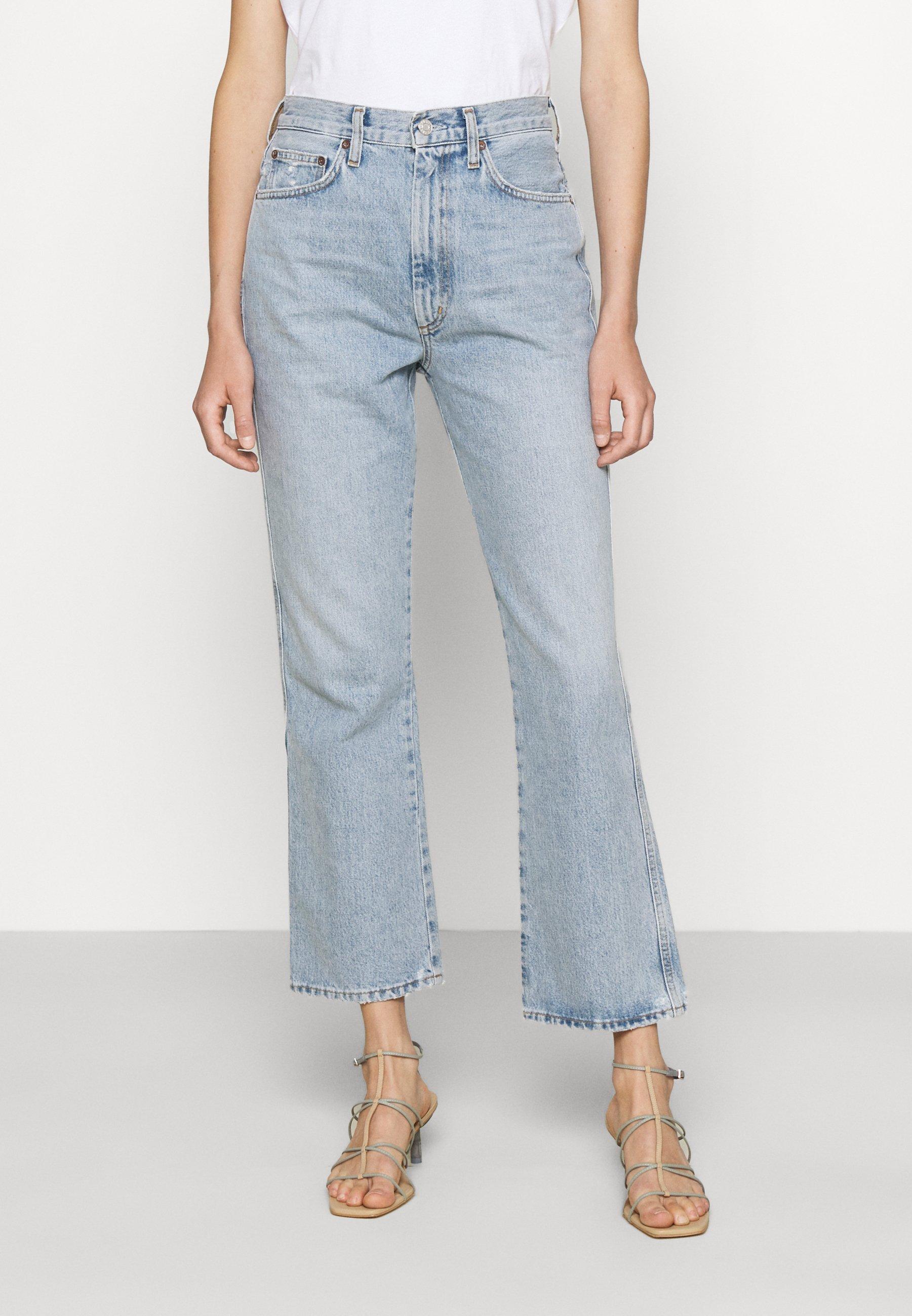 Women PINCH WAIST - Straight leg jeans