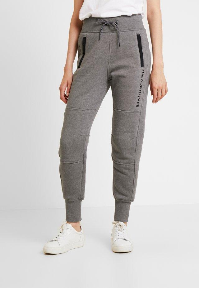GRAPHIC PANT - Pantalones deportivos - medium grey heather