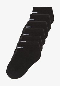 Nike Sportswear - BASIC NO SHOW 6 PACK - Socks - black - 1