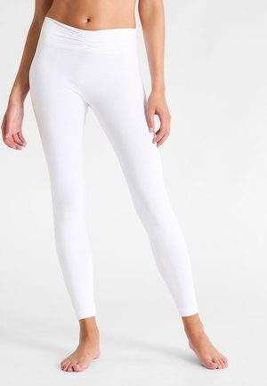 SAVASANA - Leggings - white