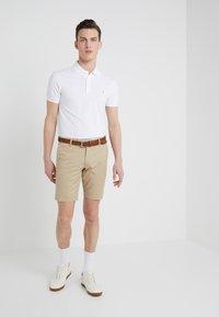 Polo Ralph Lauren - SLIM FIT MODEL - Polo shirt - white - 1