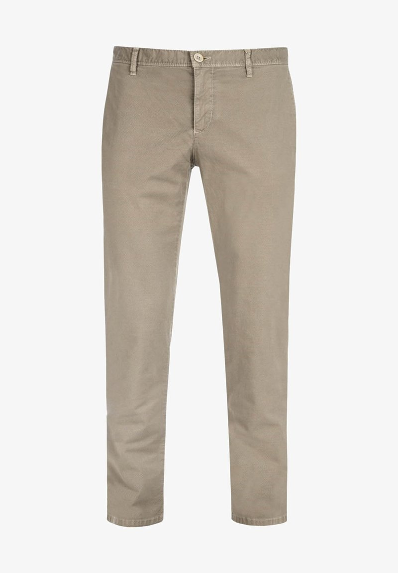 ALBERTO Pants - Trousers - beige