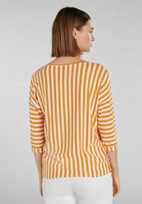 Oui - Long sleeved top - white yellow/or - 2