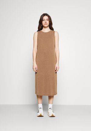 OBJANNIE DRESS  - Jersey dress - partridge