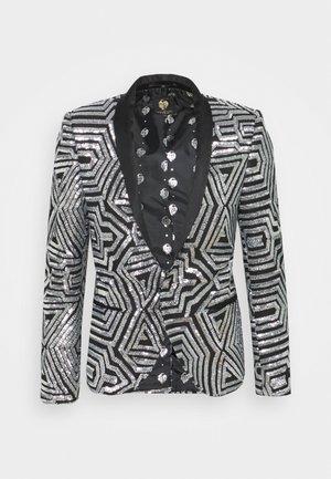 GRIM JACKET - Suit jacket - silver