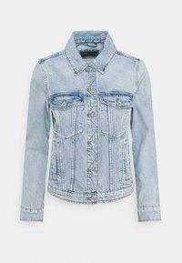 Marks & Spencer London - Džínová bunda - light blue - 0