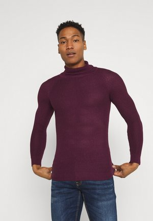GREENFORD - Pullover - oxblood