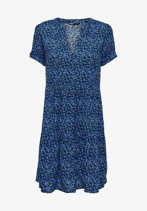 Day dress - princess blue