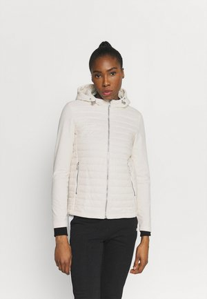 HOODED JACKET - Giacca sportiva - off white