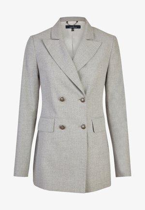 Short coat - silver