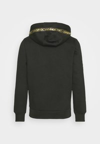 Carlo Colucci - DONNAY X CARLO COLUCCI - Zip-up hoodie - black/gold - 8