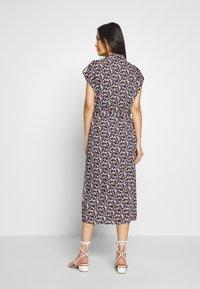 NAF NAF - LACHEMI - Shirt dress - noir - 3