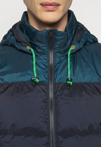 PS Paul Smith - HOODED JACKET - Übergangsjacke - dark blue - 6