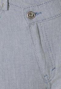 Weekday - ALLANIT SKEW TROUSERS - Trousers - denim as hanger - 6