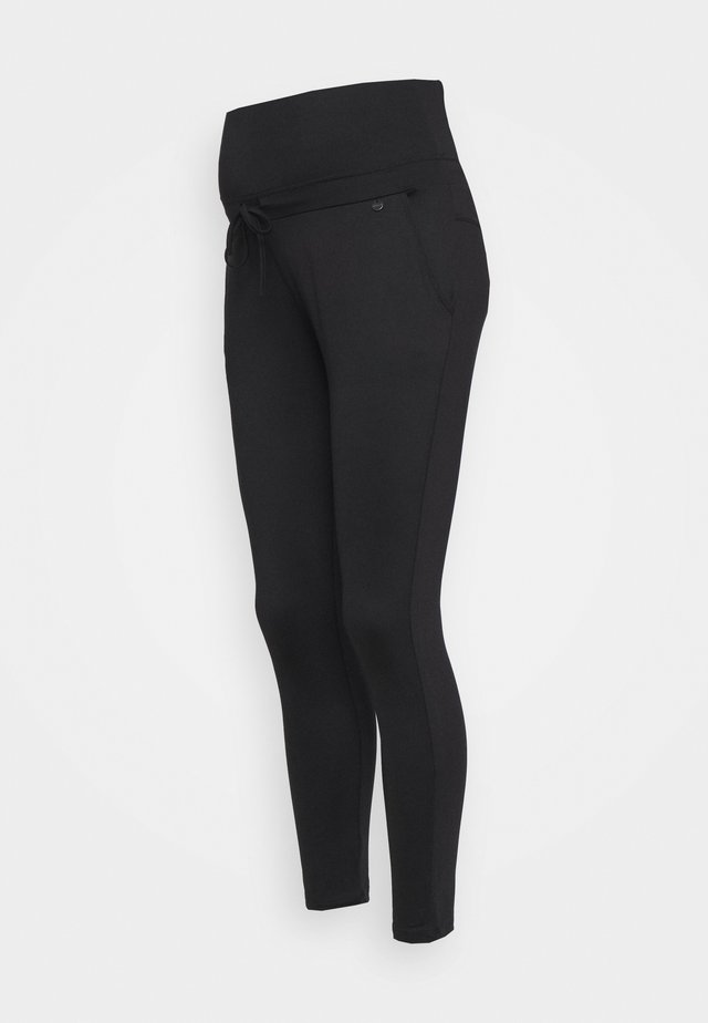 PANTS TRAVELLER - Bukse - black