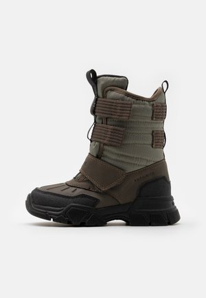 NEVEGAL BOY ABX - Snowboot/Winterstiefel - military
