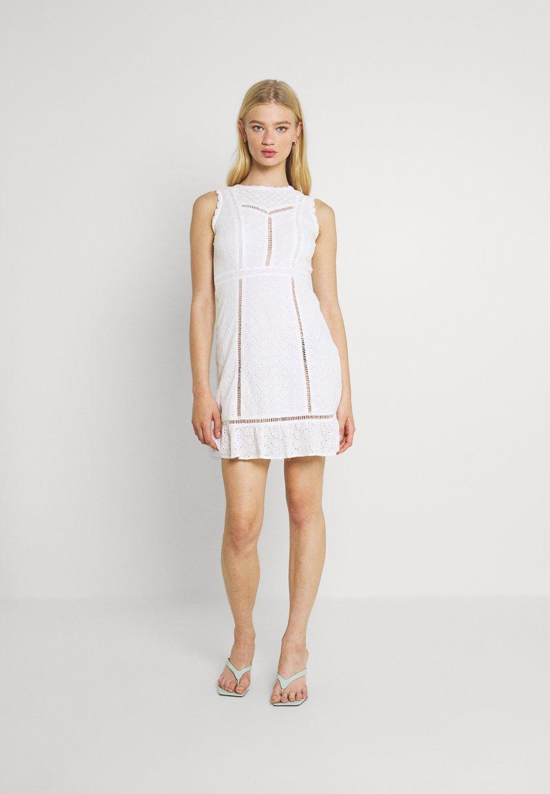 Lace & Beads - ELAINA DRESS - Cocktail dress / Party dress - white