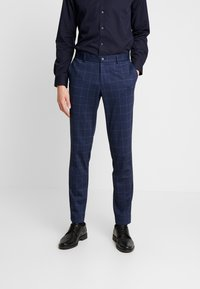 Lindbergh - CHECKED SUIT - Completo - blue - 5