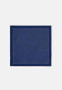 Pier One - SET - Pocket square - dark blue - 4