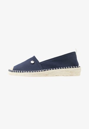 INES BASIC - Loafers - navy