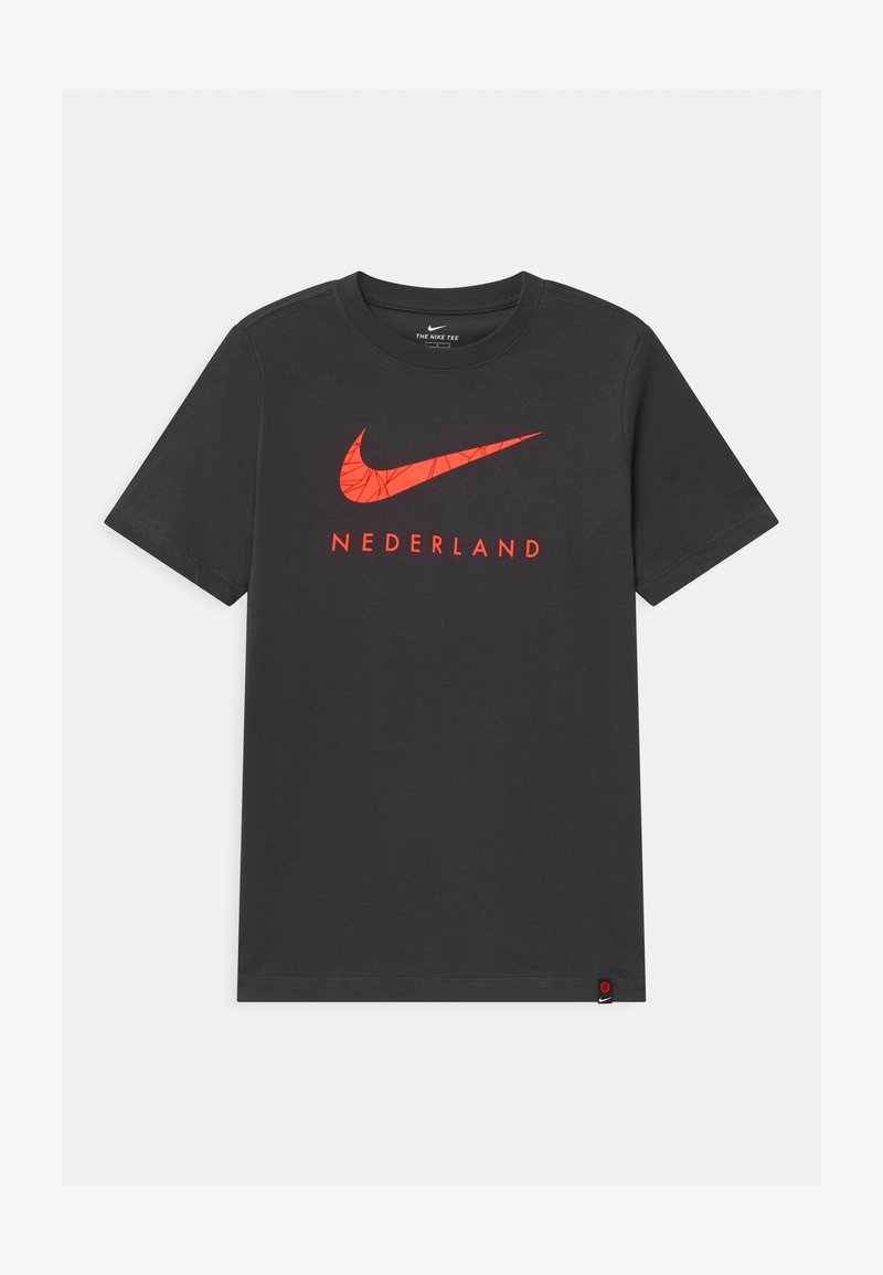 Nike Performance - NIEDERLANDE KNVB GROUND - Oblečení národního týmu - anthracite