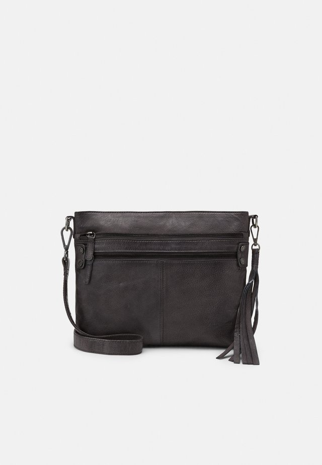 DELUXE - Sac bandoulière - cool grey
