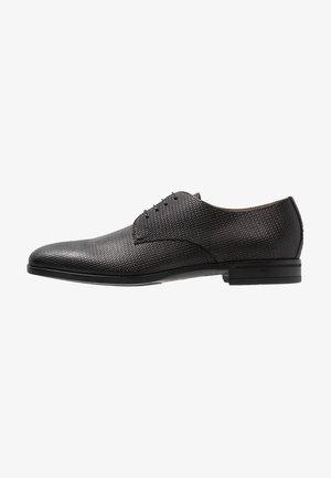 KENSINGTON - Smart lace-ups - black