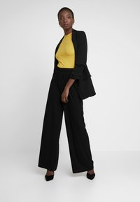 ONLY Tall - ONLGINA PANT - Trousers - black - 2