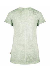 Lieblingsstück - CIAEP - Print T-shirt - olive - 2