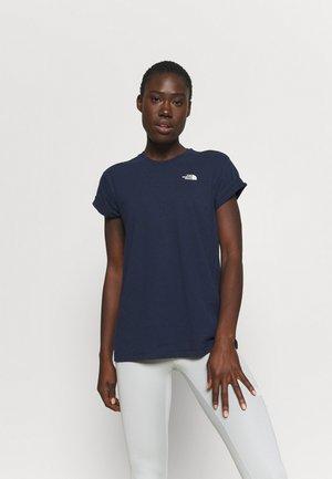 W TISSAACK TEE  - T-shirts print - aviator navy