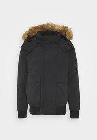 Calvin Klein Jeans - TRIMMED JACKET - Down jacket - black - 6
