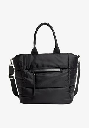 MIT REISSVERSCHLUSS - Across body bag - black
