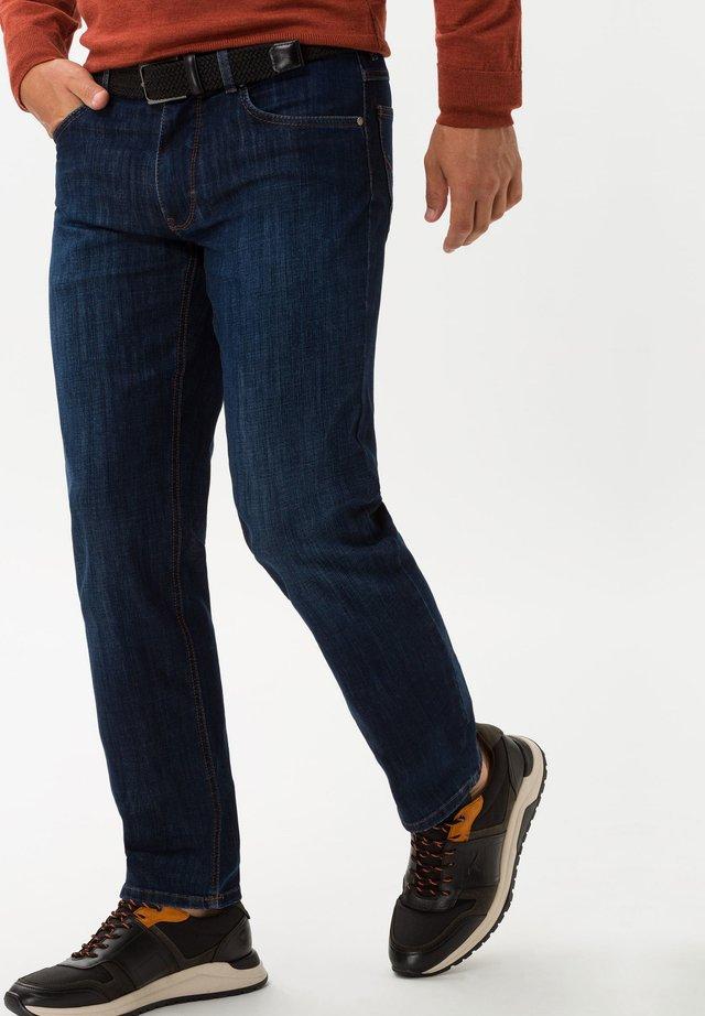 STYLE COOPER  - Slim fit jeans - dark blue used