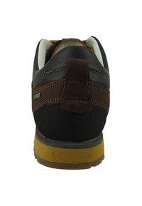 Aku - BELLAMONT - Climbing shoes - dark brown/yellow - 2