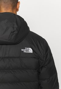 The North Face - ACONCAGUA HOODIE - Down jacket - black - 7