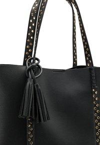 usha - SHOPPER - Tote bag - black - 4