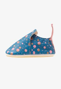 Easy Peasy - BLUBLU ECLIPSE - First shoes - cobalt/rosy - 1