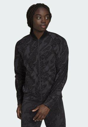 FUTURE ICONS - Zip-up sweatshirt - grey