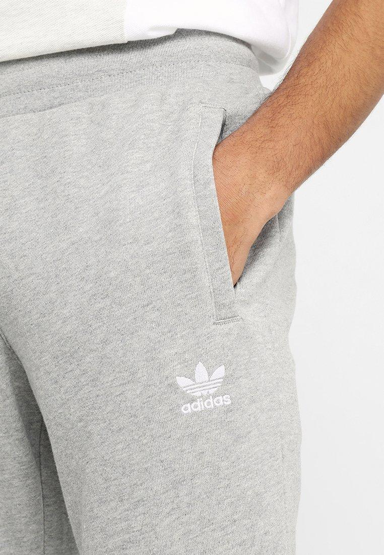 periódico Exactitud amanecer  adidas Originals TREFOIL PANT UNISEX - Tracksuit bottoms - mottled grey -  Zalando.ie