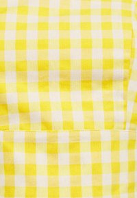 Glamorous - PALOMA GINGHAM BACKLESS CO ORD - Bluser - yellow - 2