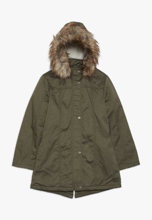 KONNEW KATE  - Winter coat - grape leaf