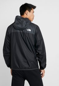 The North Face - MENS CYCLONE 2.0 HOODIE - Impermeable - black/asphalt grey - 2