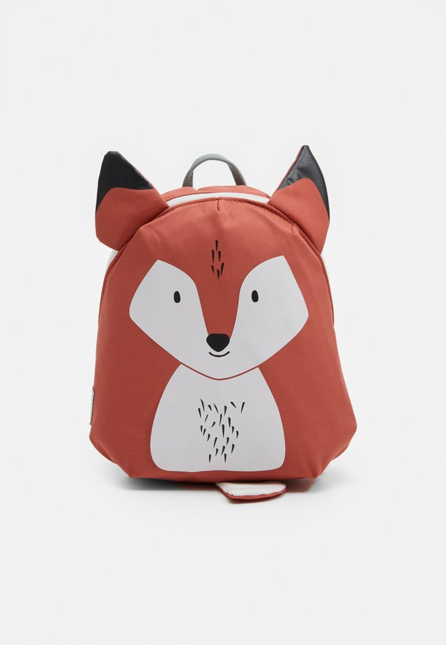 TINY BACKPACK ABOUT FRIENDS FOX UNISEX - Zaino - red