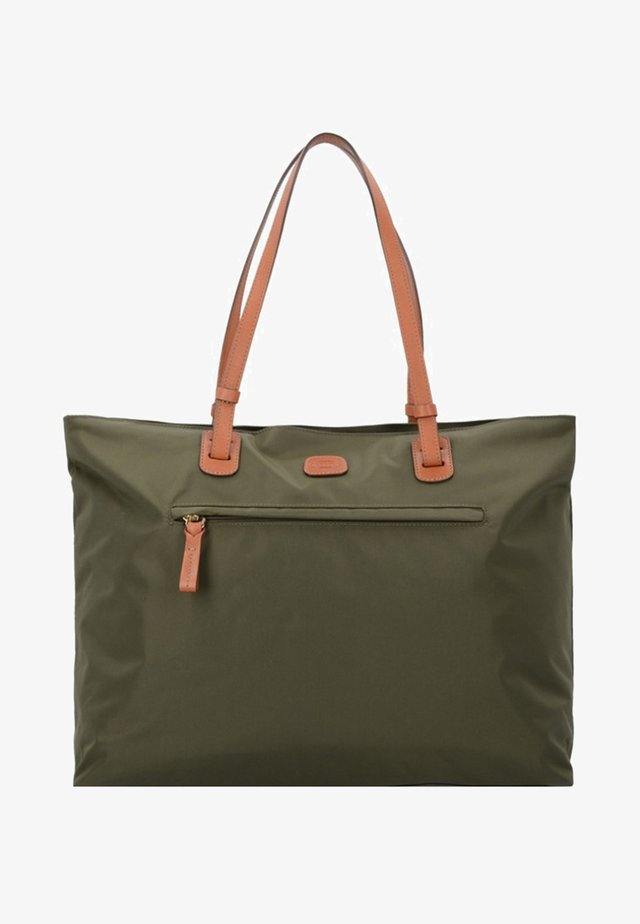X-TRAVEL - Tote bag - olive green