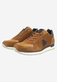 Gaastra - KAI PRISMA - Sneakers laag - cognac - 2