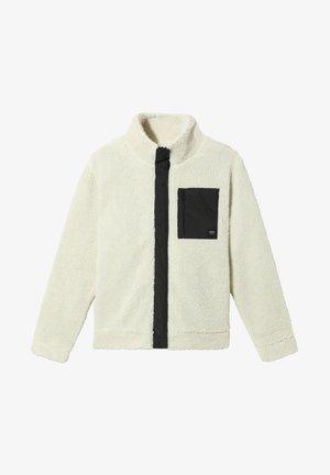 EMBERS - Fleece jacket - marshmallow