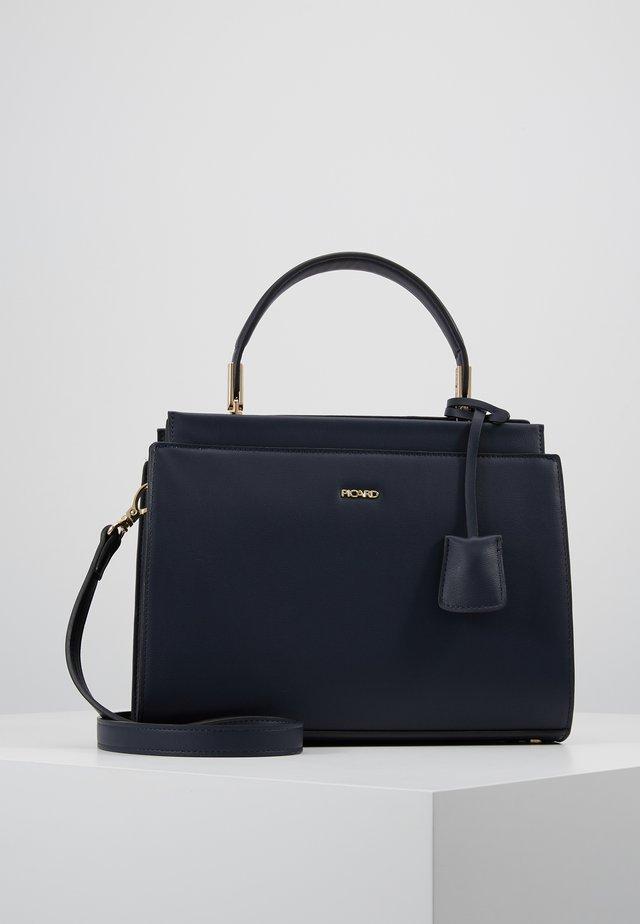 EMILION - Handbag - navy