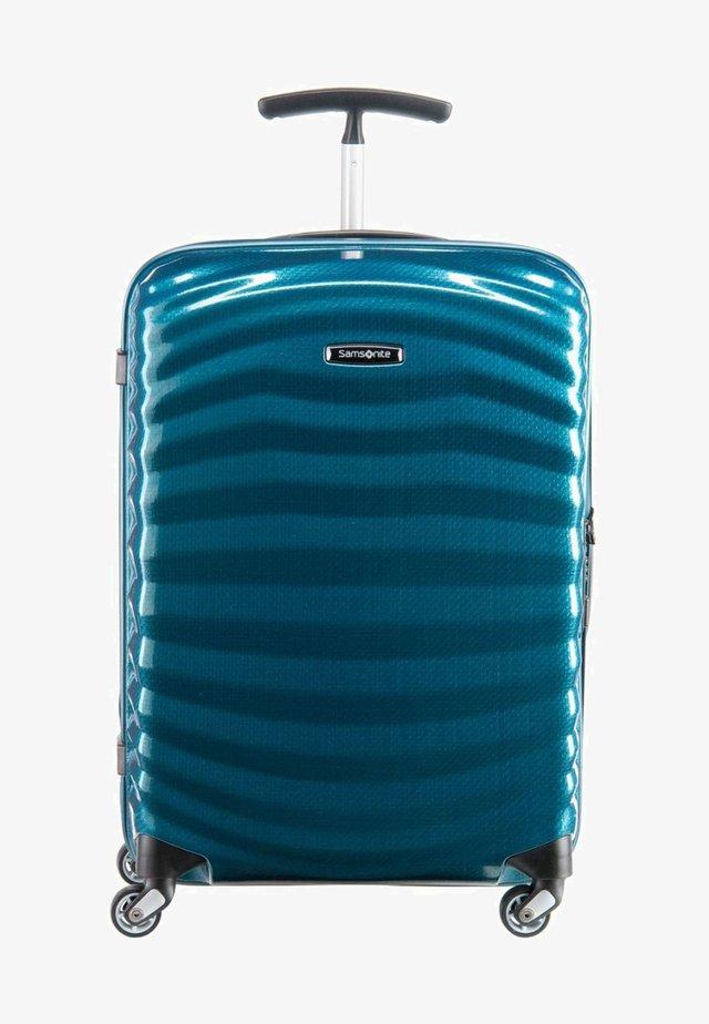 LITE-SHOCK (55 cm) - Wheeled suitcase - petrol